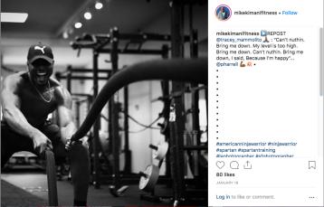 Mike Kimani fitness 3